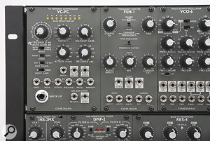 Cwejman Synthesis Modules