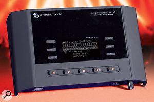 Cymatic Audio LR16