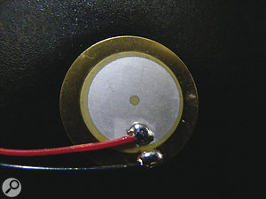 Making Your Own Drum Triggers
