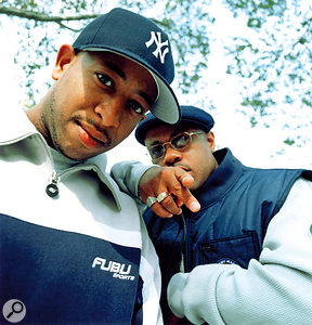 Premier made his mark as one half of Gang Starr.