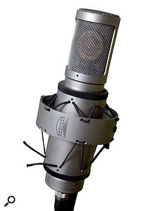 """Hi-fi"" sound isn't always what David Kosten is after, but his Brauner mic delivers it when needed."