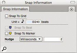 Master MIDI In The Graphic Editor