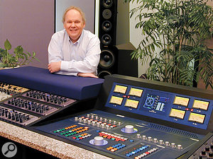 Once the album had been mixed, the master tapes were sent to well-known mastering engineer Bob Ludwig.