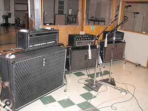 Recreating classic Beatles instrument sounds for Fab Four required painstaking attention to detail and a shedload of vintage equipment.