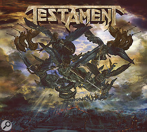 Andy Sneap provides 'Testament' that drum replacement has become the norm in rock and metal.
