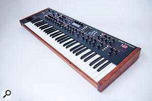 Prophet 12 polyphonic synthesizer