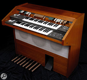 Eminent 310 String Synthesizer