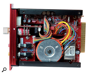 The Lundahl 1538 transformer has been used in Focusrite's high-end preamps since the early ISA110 modules.