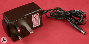The Ground unit requires a dedicated 12V power supply.