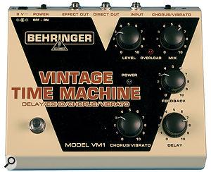 Behringer's Vintage Time Machine.