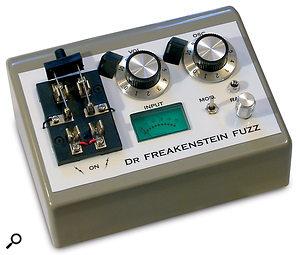 The Rainger FX Freakenstein Fuzz.