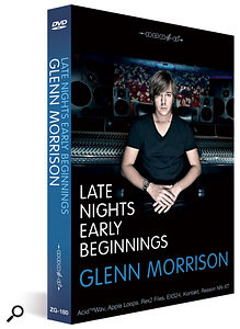 Zero-G | Glenn Morrison: Late Nights, Early Beginnings