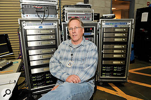 Michael Abbot has coordinated the Grammy Awards ceremony for the last 26 years.
