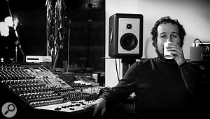 Mark Lawson has been Arcade Fire's engineer for most of the last decade.