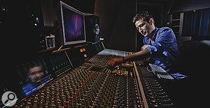 Sandy Vee: Recording Katy Perry's 'Firework'