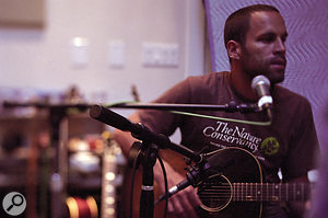 Jack Johnson's emphasis on live playing and performance is refreshingly different today.