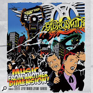 Inside Track: Recording Aerosmith