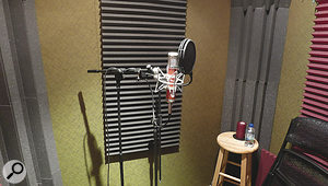 All of Taylor Swift's vocals on Speak Now were recorded at the demo stage, on Nathan Chapman's Avantone CV12.