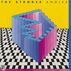 Gus Oberg: Recording The Strokes' Angles