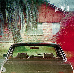 Craig Silvey: Mixing Arcade Fire 'The Suburbs'