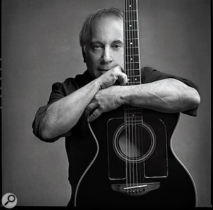 The So Beautiful Or So What album marked a return to a more traditional approach to songwriting from Paul Simon.