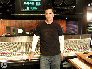 Neal Avron has produced and engineered some of the biggest rock albums of recent years.