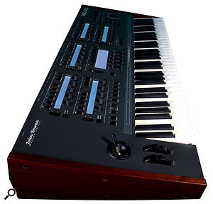 John Bowen Synth Design Solaris