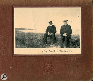 King Creosote & Jon Hopkins: Recording Diamond Mine