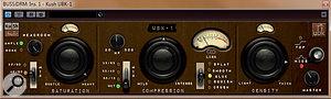 Kush Audio UBK1