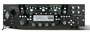 Profiling amplifier from Kemper now available in rack-mountable design