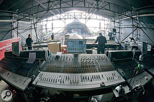 Jon Burton (The Prodigy): Outdoor Sounds — Engineering Sound For Festival Events