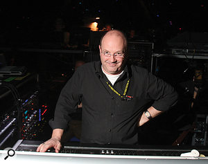 Ray Furze has mixed awide variety of festival gigs, from rock to pop. His top tips are to try and hear the kick and vocal through the PA if you can, and to not overdo the bass, or the sound will actually become less exciting for the audience.