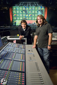 Mixing Live Legends