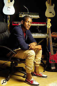 Labrinth: Producing Tinie Tempah