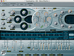 ES2: Logic's Most Sophisticated Virtual Analogue Synth