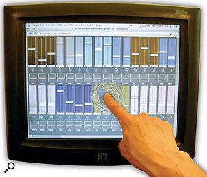 Creating Custom Touchscreen Interfaces In Logic
