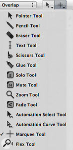 If you get used to the many different ways to use the Marquee tool, it will quickly become an essential tool for many more tasks than you might expect.