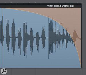 Vinyl Effect