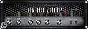 Amp simulator plug-ins (those from Aradaz, Acme Bar Gig, and IK Multimedia are shown) are often useful for processing bass parts at mixdown, but be careful that phase shifts incurred by the processing don't introduce unwanted phase-cancellation side-effects, especially when using them for parallel processing.