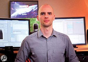 Rob Blake of BioWare.