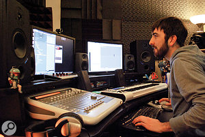 Rob Blake (BioWare): Music & Sound Effects For Videogame Mass Effect 3