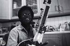 Almost all instruments on the album were played by Kiwanuka and Butler, including some of the more unusual ones!