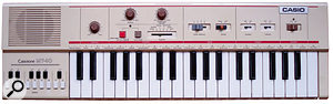 Probably even Casio never thought the MT40 was all that great.