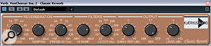 Achieving amore euphoric sound during the song's choruses primarily involved adding more in the way of larger hall-style reverb, but asurreptitious background contribution from Cubase's 'legacy' pad synth Embracer also had acritical role to play.