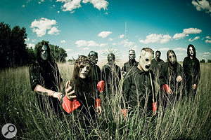 Slipknot have sold over 10 million albums without toning down their extreme metal sound.