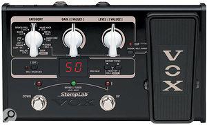 Vox StompLab IIG & Lil' Looper  Guitar Pedals