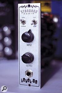 Standard Audio Level Or 500-series Dynamics Processor