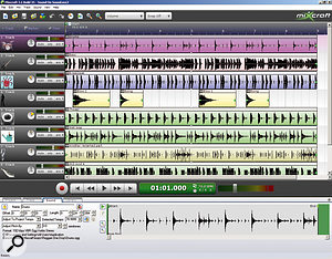 Acoustica Mixcraft 3