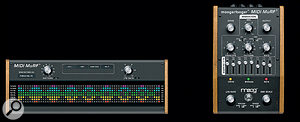 The MIDI MuRF's Pattern editor software gives in‑depth control over each filter's envelope and will work by itself or under aVST‑compatible host.
