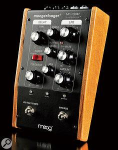 Moog MF108M Cluster Flux